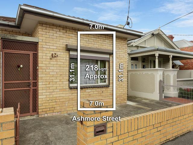 42 Ashmore Street Brunswick