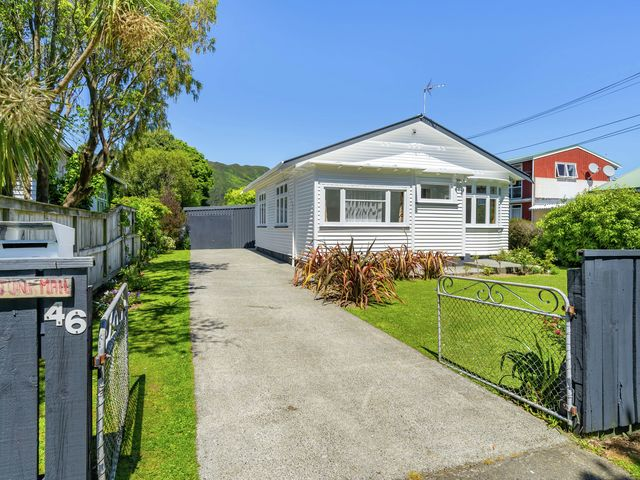 46 Cambridge Terrace Waiwhetu
